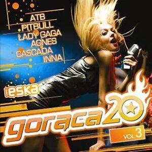 GORACA-20-HOT-20-vol-3-2CD-sealed-radio-eska-ATB-PITBULL-LADY-GAGA-INNA