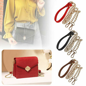 120cm-Replacement-Purse-Chain-Strap-Handle-Shoulder-Crossbody-Handbag-Bag-Metal