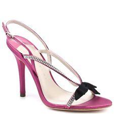 Ivanka Trump  Ellan Pink Satin Shoes Size 5 New IBox wedding special occasions