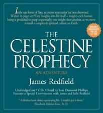 The Celestine Prophecy : An Adventure by James Redfield audio book on tape
