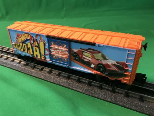 "Boxcar /""Hot Wheels/"" Lionel 6-84869"