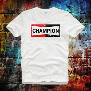Vintage-Champion-Motorbike-Once-upon-a-time-Tee-Top-Unisex-amp-Ladies-T-Shirt-B651