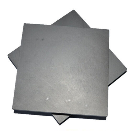 Metalworking Graphite plate Supplies 5pcs Electrode Rectangle 50x40x3mm