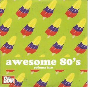 024  PROMO CD  Awesome 80s Vol 2 - Aberdeen, United Kingdom - 024  PROMO CD  Awesome 80s Vol 2 - Aberdeen, United Kingdom