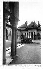 BR41572 Alhambra patio de los leones granada   Spain