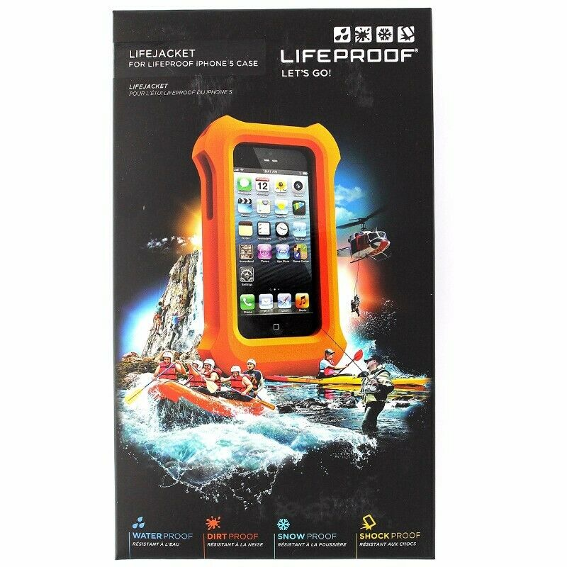 Lifeproof Iphone 5 5s Lifejacket For Sale Online Ebay