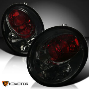 Image Is Loading For 98 05 Volkswagen Beetle Smoke Tail Lights