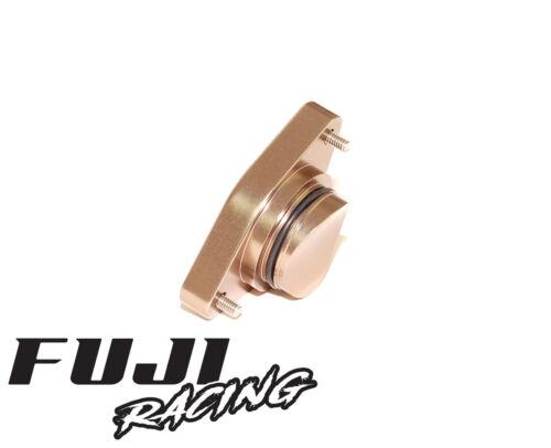Fuji Racing Masa Aire MAF Sensor bloquear kit de placa de eliminación