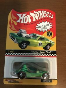 Diecast & Toy Vehicles Hot Wheels Neo-classics Sand Crab Buy Now