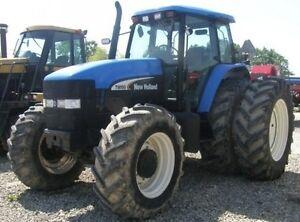 new holland tn55 tn65 tn70 tn75 tractor workshop manual on cd ebay rh ebay com au New Holland TN55 Craigslist TractorHouse Tractors 40 to 100 HP
