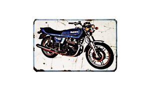 Ducati 500 Gtv Motorbike A4 Photo Retro Bike Ebay