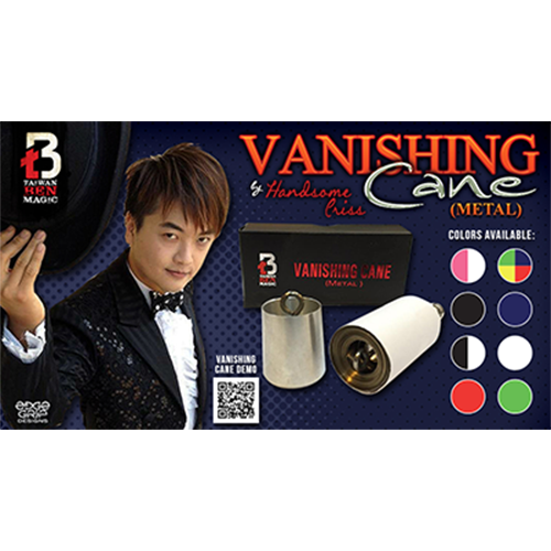 Vanishing Cane (Metal    rosso) by Hesome Criss e Taiwan Ben Magic  conveniente