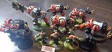 Ogre Team 6 Ogres 5 Goblins - Blood Bowl - 5th Edition - Games Workshop - Metal