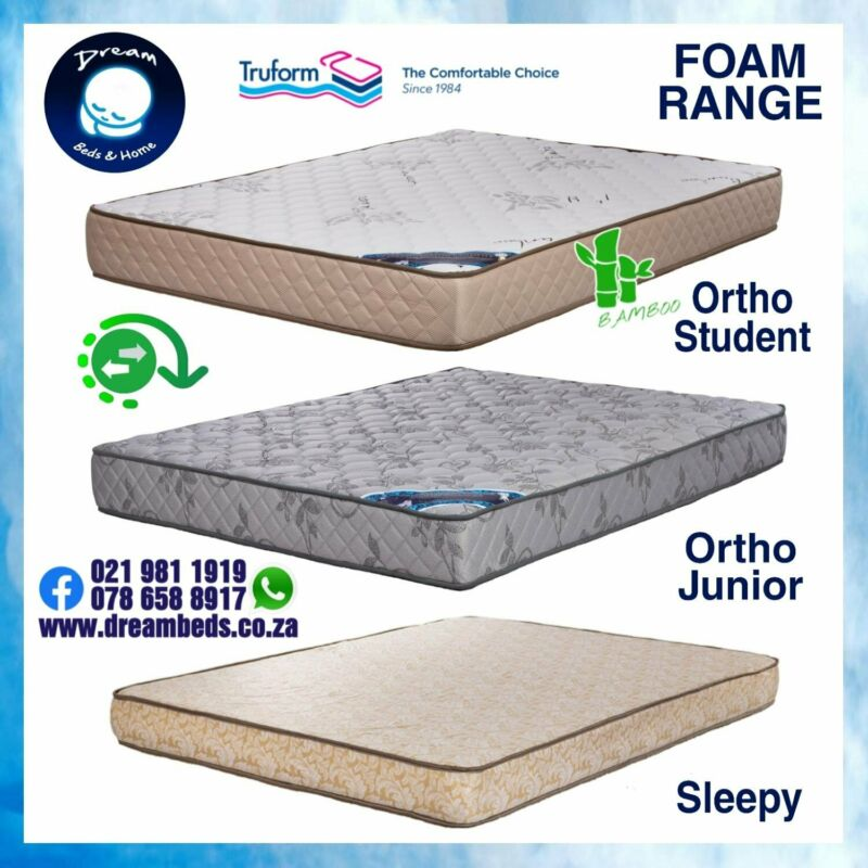 Foam Mattress and Beds for Sale - TRUFORM - LASTING QUALITY