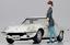 miniatura 2 - Hasegawa 1/24 Mazda Cosmo Sport L108 con años 60 chica figura 52168