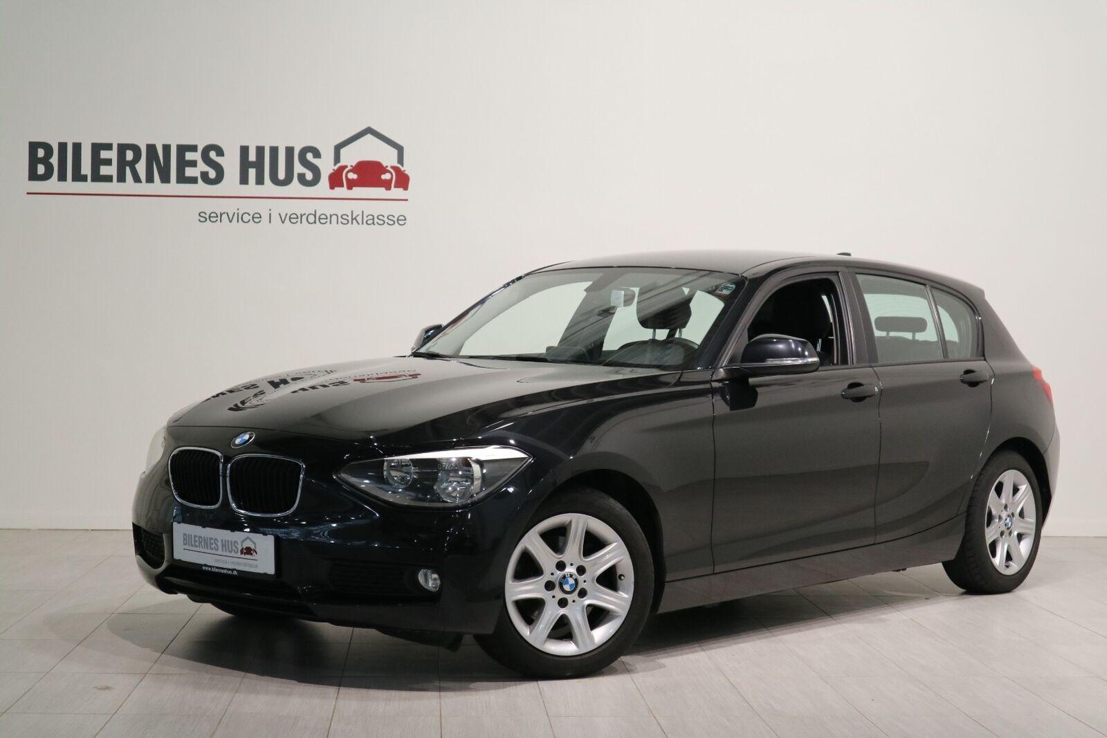 BMW 116d Billede 6