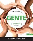 Gente: Nivel Basico by Ernesto Martin Peris, Neus Sans, Maria J. De La Fuente (Paperback, 2015)