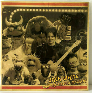 RSD-Jack-White-Electric-Mayhem-Muppets-7-034-Vinyl-You-are-the-Sunshine-of-my-Life