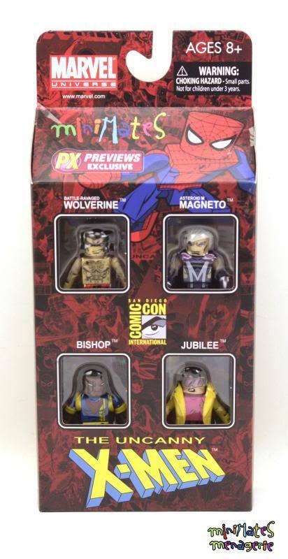 Marvel Minimates Uncanny X-Men Box Set