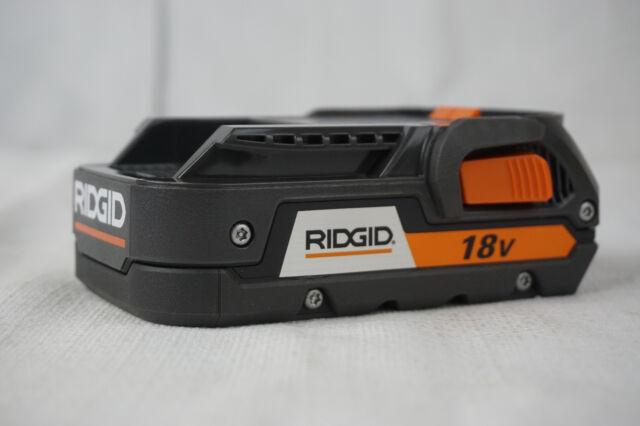 Genuine Ridgid R840086 18-Volt 2.0 Ah Lithium-Ion Battery Pack New