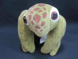 Disney Pixar Squirt Turtle Baby Brown Shell Finding Nemo Plush