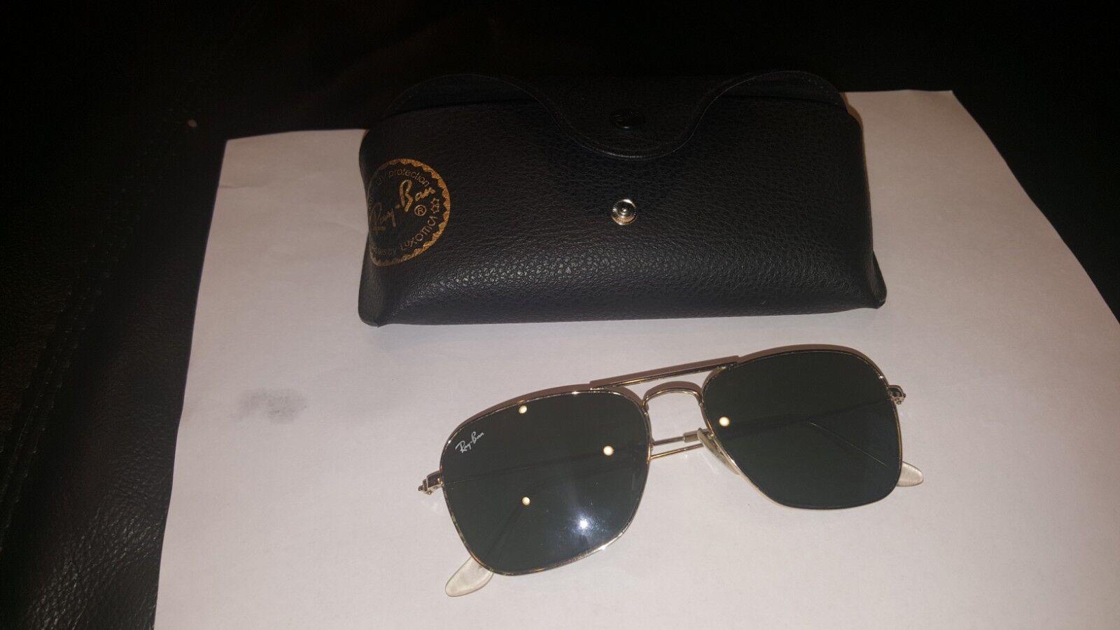 f8f3893626d2c Ray-Ban RB3136 Men s Caravan Aviator Sunglasses for sale online