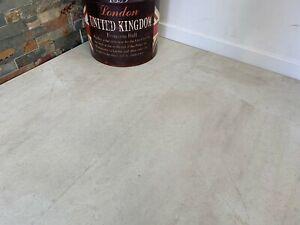 Click Vinylboden Xl Fliese Travertin Weiss Nk 42 Dammung Leiste