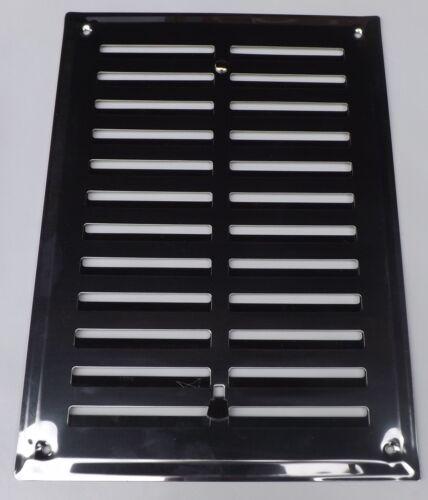 Protezione agenti atmosferici BOCCHETTE ARIA GRIGLIA branchie lamiera acciaio inox wsb-6-e