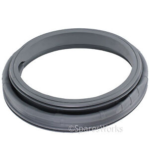 Washing machine rubber seal