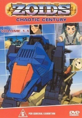 Zoids - Chaotic Century : Vol 1 : Part 1
