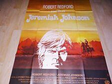 JEREMIAH JOHNSON !  robert redford  affiche cinema  ¨¨