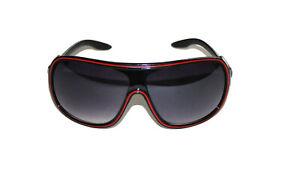 Sonnenbrille-getoente-Brille-Kult-Pilotenbrille-Sport-TOP-KULT-schwarz-rot-weiss