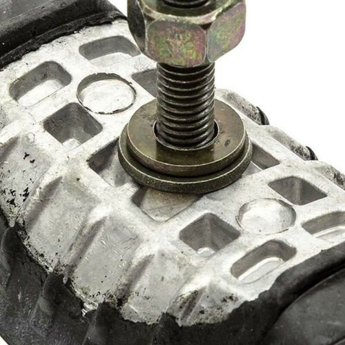 "Dirt Bike Motorcycle 1.6/"" 1.85/"" 2.15/"" 2.50/"" Tusk Tire Rim Lock Tire Safe Bolt VH"
