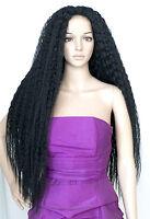 [lace Braid Wig] Magic Lace Braid Synthetic Wig- Unbraided Box Braids - Mlb42