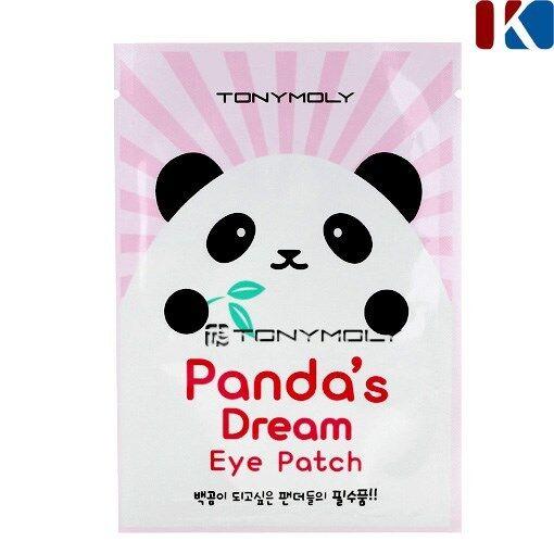 TONYMOLY Panda's Dream Eye Patch Dark Circles Mask Promotion / Korean cosmetics