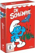 DIE SCHLÜMPFE, Staffel 3 (5 DVDs) NEU+OVP