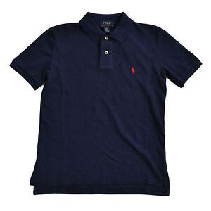 online store 5c1b9 91da8 Dettagli su Polo Ralph Lauren Bimbo Ragazzo Colletto 2 Bottoni Cotone  Maglietta 8-20 anni