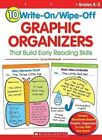 10 Write-on/wipe-off Graphic Organizers That Build Early Reading Skills by Liza