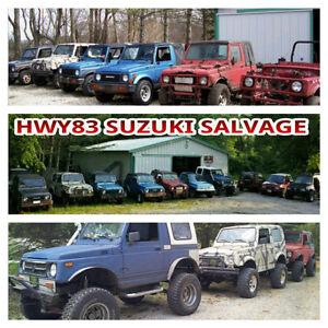 SUZUKI SIDEKICK GEO TRACKER 1.6L 16 VALVE UNDER HOOD ENGINE FUSE ...