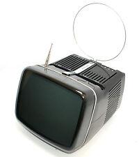 """BRIONVEGA ALGOL 11""""VR ITALIEN TV VON 1969 VINTAGE FERNSEHEN ZANUSO SAPPER MOMA"""
