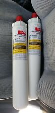 Lot Of Two 2x 3m Cuno Swc9135 Cartridge For 9000 Series And Everpure 750