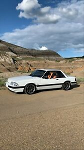 1989 Mustang 5.0 LX Sedan