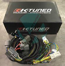 K-Tuned EG/DC K Swap Harness For 92-95 honda civic 94-01 Acura Integra k20 k24