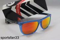 Electric Tonette Sunglasses Deep Sky Blue Black / Fire Chrome Mirror Lens