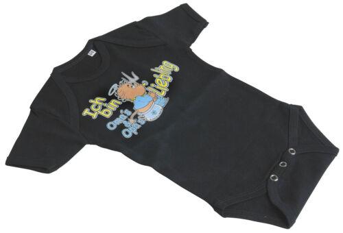 Baby body diseños diferentes 0-24 meses del abuelo Omas favorito mamelucos 083xx
