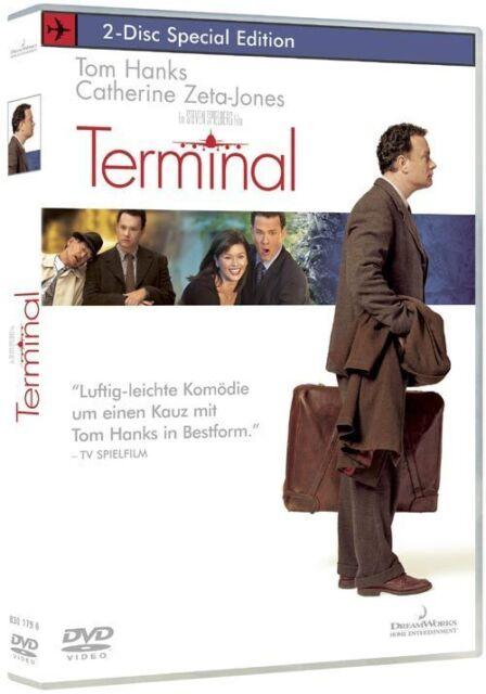 Terminal - 2-Disc Special Edition - mit Tom Hanks !! Wie Nagelneu !!