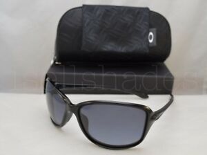 c97075b85d Oakley COHORT (OO9301-04 61) Polished Black with Gray Polarized Lens ...