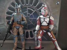 Star Wars Custom Mandalorian Loose Lot Fodder army builder 3.75 inch