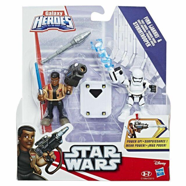 Star Wars Galactic Galaxy Heroes LOOSE FIGURINE-STORMTROOPER