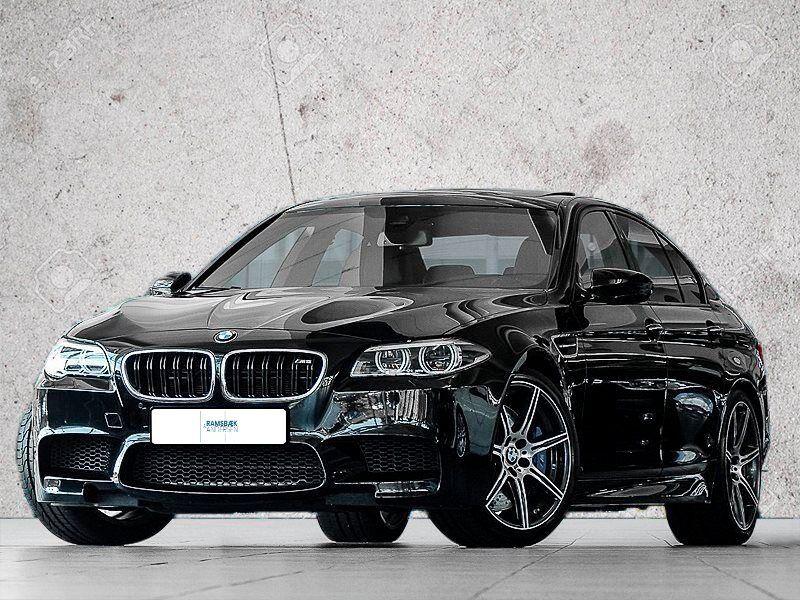 BMW M5 4,4 Competition DKG 4d - 6.953 kr.